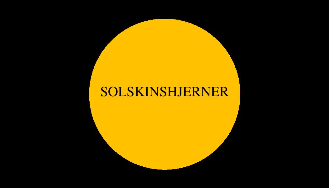 SOLSKINSHJERNER